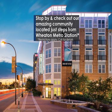 The Flats at Wheaton Station - 11101 Georgia Avenue | Wheaton, MD