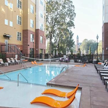 Campus View Apartments 100 Daniel Drive Clemson Sc Apartments For Rent Rent Com
