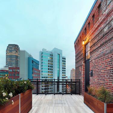 Modera Lofts 350 Morgan Street Jersey City Nj Apartments For