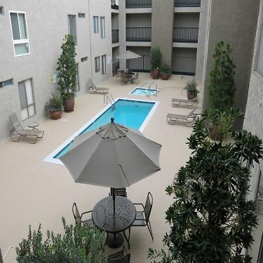 El Patio Apartments 321 East Fairview Avenue Glendale Ca