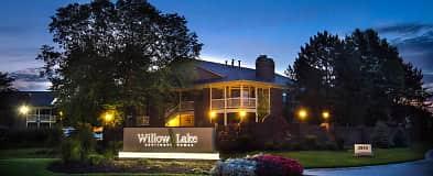 Community Signage, Willow Lake Apartments, 0