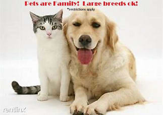 Pets are family at Cascade!