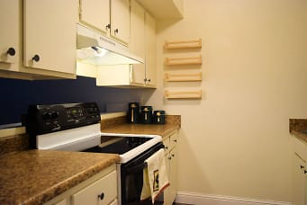 Step Saving Kitchen