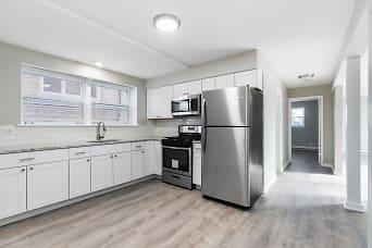 Brand new Kitchen, Stainless steel