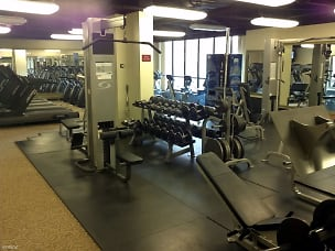 whole weight room