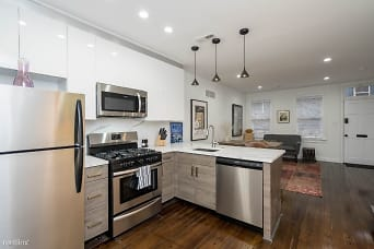 Spacious open kitchen and living room. Interested in leasing? Visit www.wtprops.com to book your tour today!