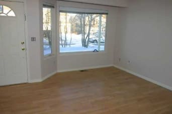 Laminated Hardwood floors