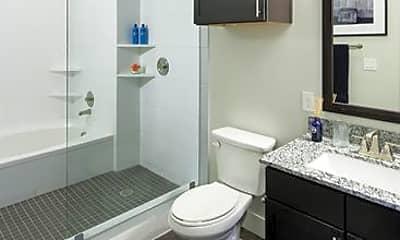 Bathroom, 4210 Fairmount St, 2