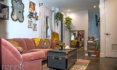 Living Room, 415 Suydam St, 0
