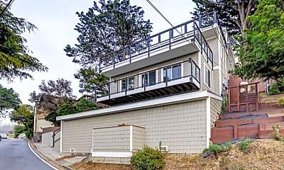Building, 822 Humboldt Road, Unit A, 1