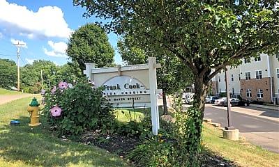 Frank Cook Senior Housing, 1