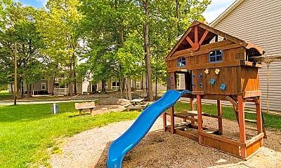 Playground, Stoneybrook, 2