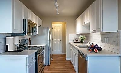 Kitchen, Monterey at Lake View Drive, 0