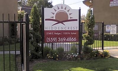Hidden Crest, 1