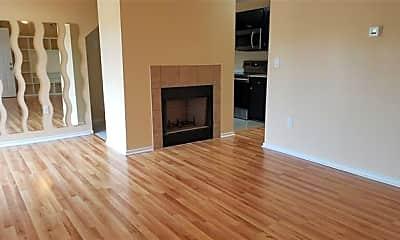 Living Room, 9837 Walnut St 206, 1