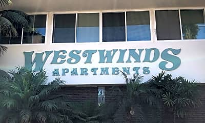 Westwinds Apartments, 1