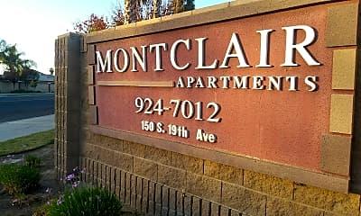 Montclair Apartments, 1