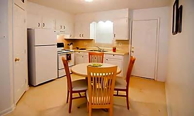Dining Room, Montega Apartments, 2