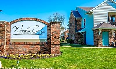 Community Signage, 4700 W Woods Edge Ln, 1