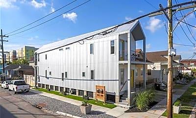 Building, 600 S Cortez St, 1