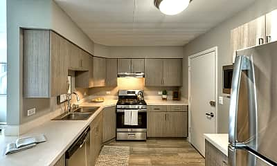 Kitchen, Axis at Westmont, 0