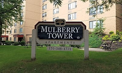 Mulberry Tower, 1