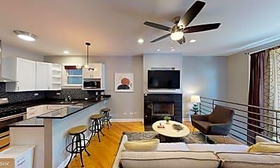 Living Room, 2837 W Lyndale St, 1