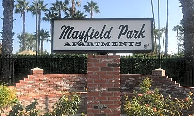 Mayfield Park Apartments, 1