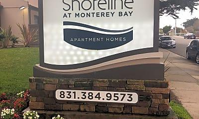 Shoreline Apartments, 1