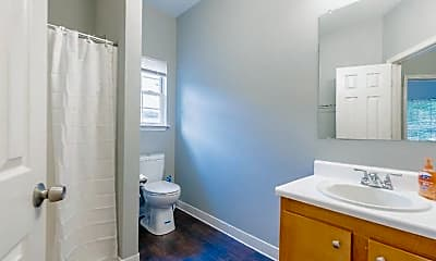 Bathroom, Room for Rent -  near Anderson Park, 1