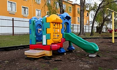 Playground, Vintage Apartments, 2