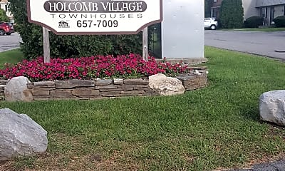 Holcomb Village Apartments, 1
