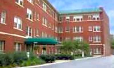 Webb Hall Apartments, 0