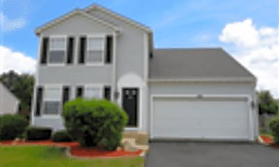 Building, 595 Hobart Drive, 1