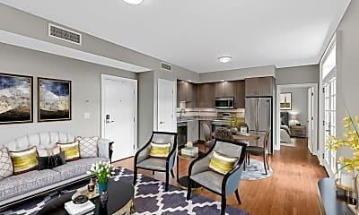 Living Room, 25 Lawrence St 3B, 1