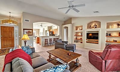 Living Room, 10028 E Champagne Dr, 1