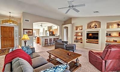 Living Room, 10028 E Champagne Dr, 1