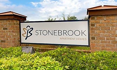 Community Signage, StoneBrook, 0