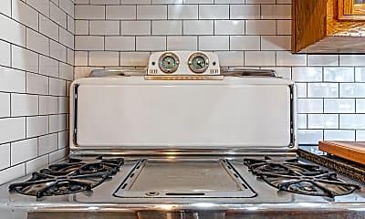 Kitchen, 633 W De La Guerra St, 2