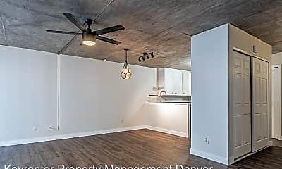 Living Room, 6960 E Girard Ave, 1