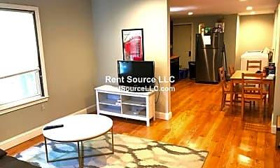 Living Room, 12 Stearns St, 1