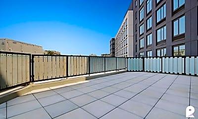 Patio / Deck, 36-20 Steinway St #204, 0