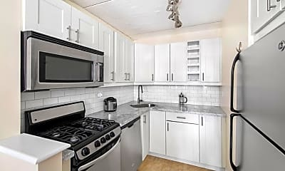 Kitchen, 301 W 110th St, 1