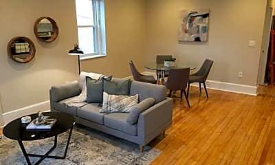Living Room, 7 Winship St, 1