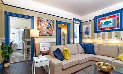 Living Room, 2332 Fulton St, 0