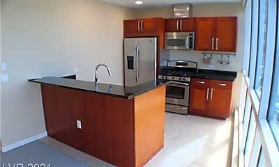 Kitchen, 4525 Dean Martin Dr 710, 1