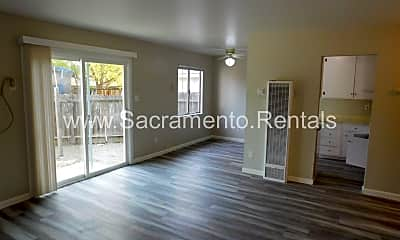 Living Room, 7601 22nd St, 1