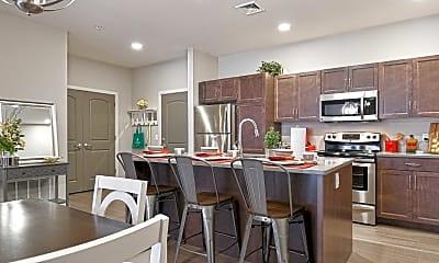 Kitchen, NorthPark Luxury Apartments, 0