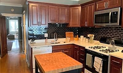 Kitchen, 3728 N Marshfield, Unit 1, 1