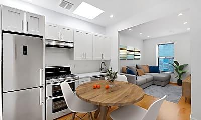 Living Room, 259 Rogers Avenue, #3R, 0